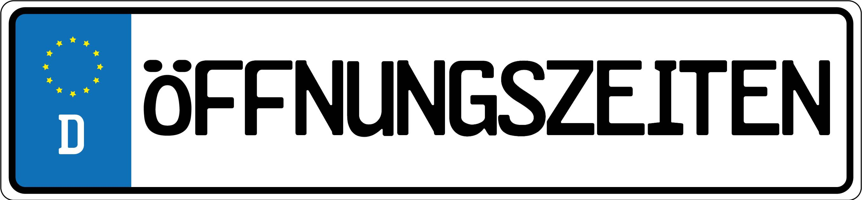Öffnungszeiten der Zulassungsstellen München